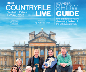 Countryfile Live show guide