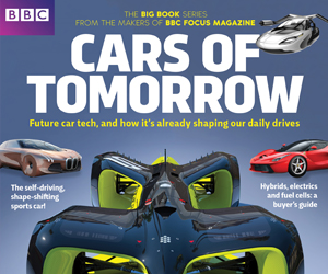 CARS OF TOMORROW